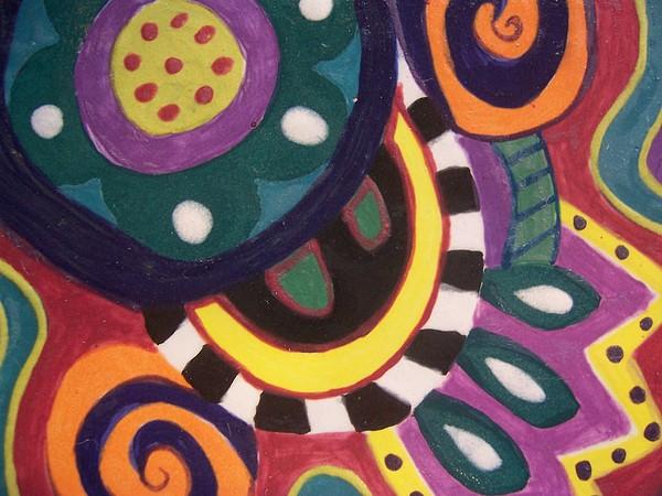 Carnival Ceramic Art - Carnival by Joanna Smith