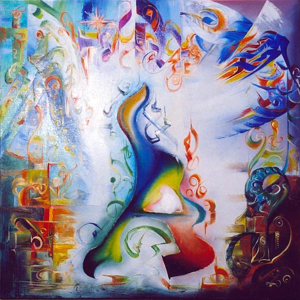 Carnivale Painting by Chez Jumaqui