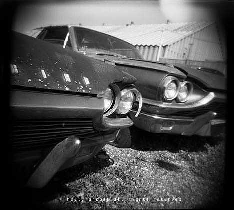 Cars Photograph - Cars by Holly Brobst