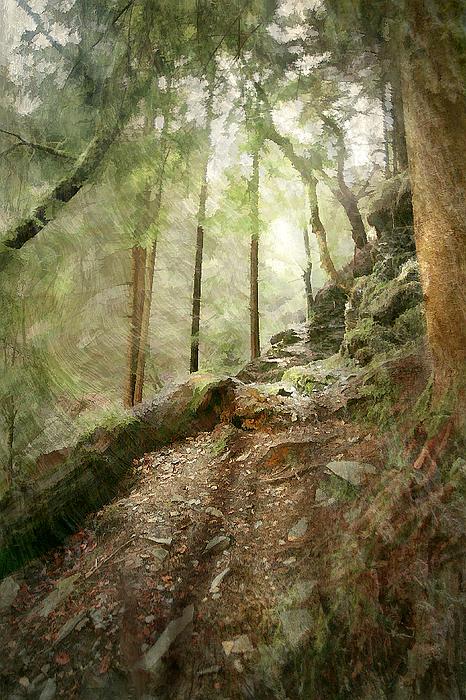 Cavern Walk ..... Photograph by Richie Dean