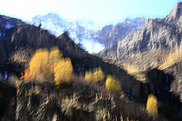 Autumn Photograph - Change by Robert Shahbazi