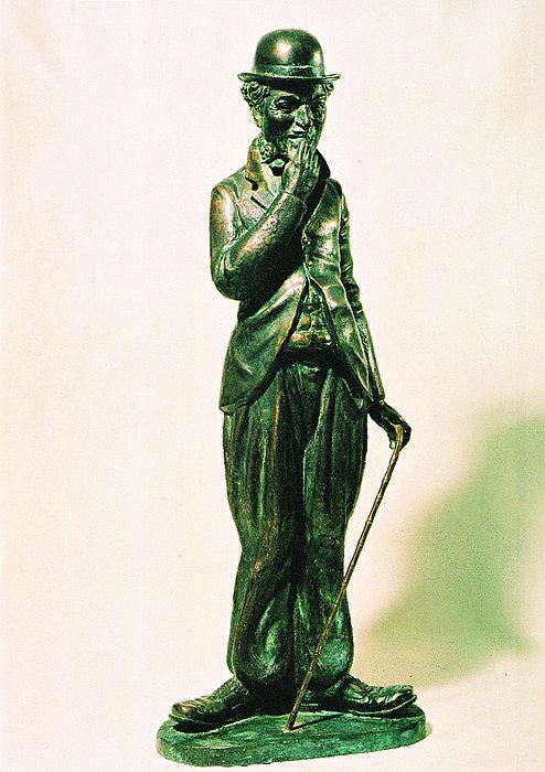 Chapline Sculpture by Emin Guliyev