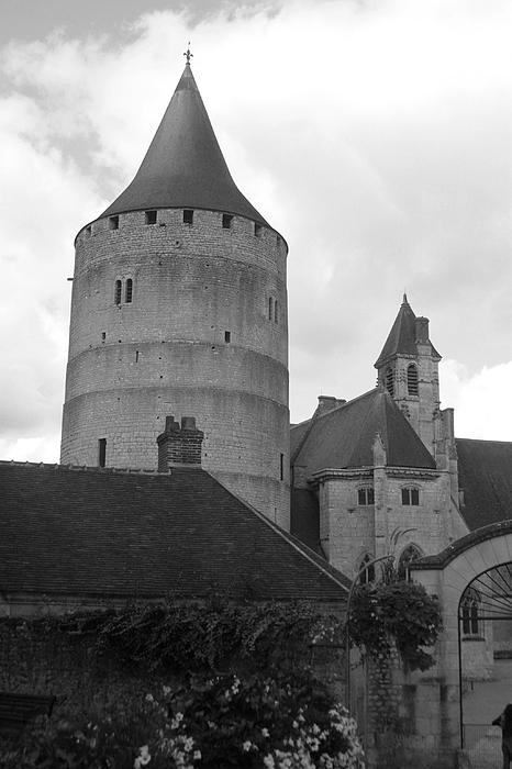 Photographer Photograph - Chateaudun 2 by Jez C Self