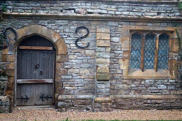 Church Photograph - Church Of The Holy Trinity Stratford Upon Avon 5 by Douglas Barnett