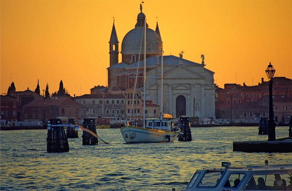Venice Photograph - Church Of The Redentore In Venice by Michael Henderson