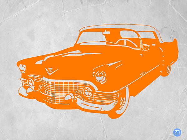 Chevy Digital Art - Classic Chevy by Naxart Studio