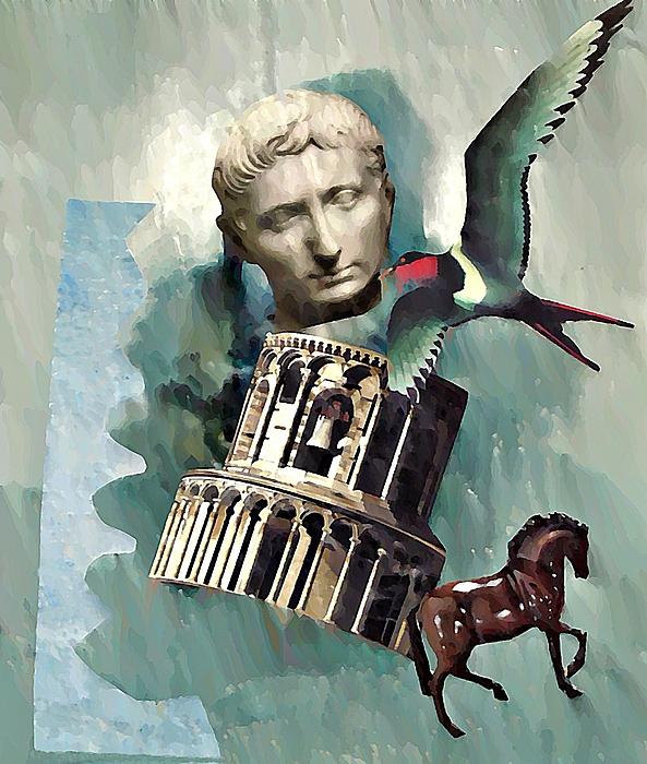 Classical Digital Art - Classical   by Sarah Loft