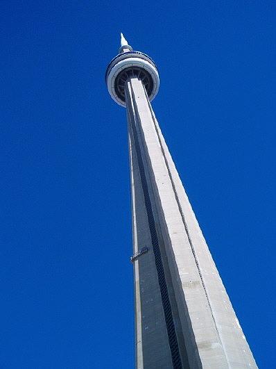 Landscape Photograph - Cn Tower by Debbie Levene