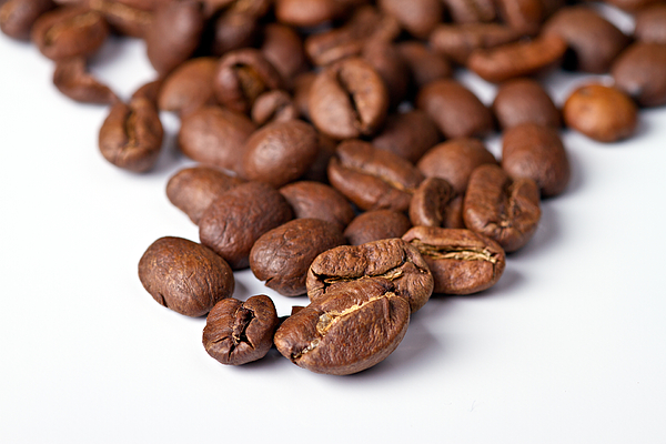 Aroma Photograph - Coffee Beans by Gert Lavsen