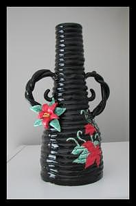 Coil Pot Ceramic Art - Coil Pot by Ashley Cameron