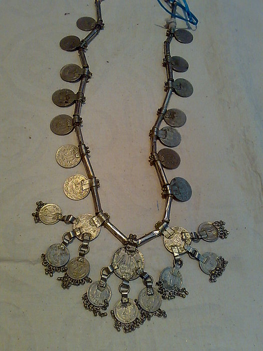 Coins Jewelry - Coins Necklace by Dinesh Rathi