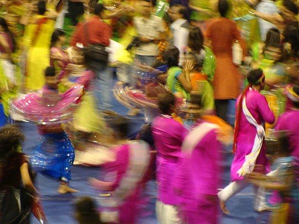 Garbha Photograph - Color Rangoli by Manjari N