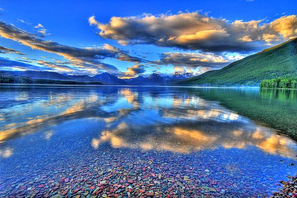 Landscape Photograph - Colors Of Clouds by Scott Mahon