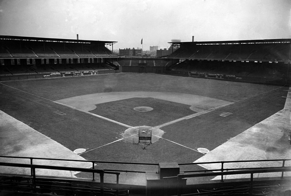 1940s Photograph - Comiskey Park, Baseball Field That by Everett