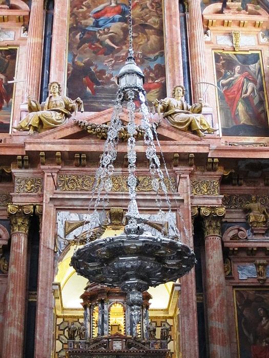 Cordoba Photograph - Cordoba Ancient Church In Marble II Spain by John Shiron