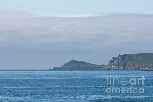 Cape Cornwall Photograph - Cornwall by Terri Waters