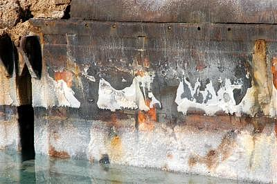 Corrosion-dead Sea Photograph by Dr Moshe Porat