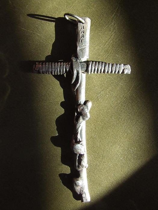 Cross Jewelry - Cross by Gary Ciancio