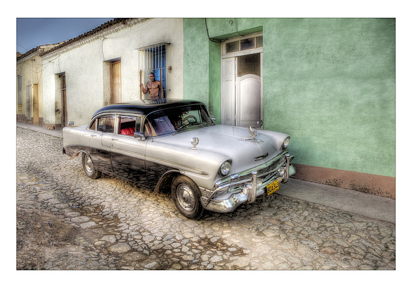 All Photograph - Cuba 04 by Marco Hietberg