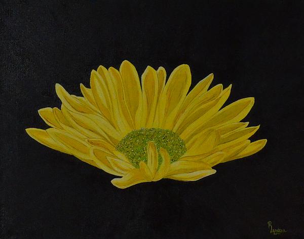 Daisy Painting - Daisy by Roberta Landers