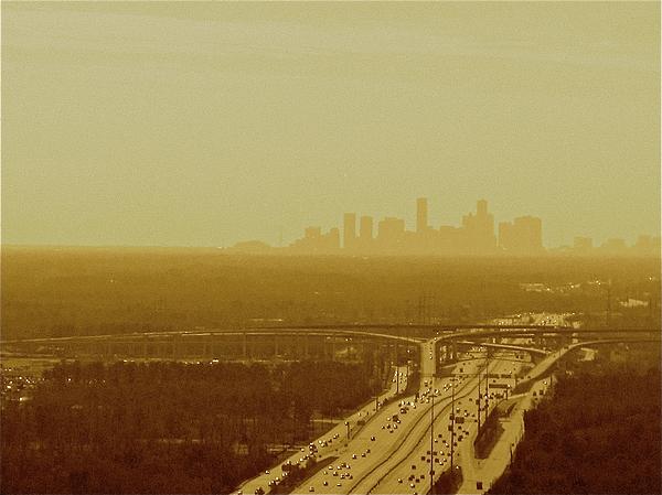 Texas Photograph - Dallas Sky by Katie Ransbottom