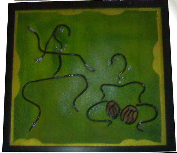 Painting Painting - Dance To The Beats by Isha Arora