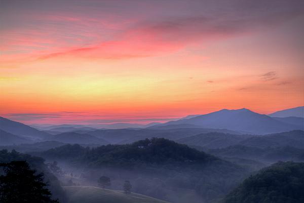 Dawn Photograph - Dawn Arrives by Zev Steinhardt