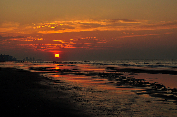 Sunrise Photograph - Dawn Of A New Day by Kathy Jennings