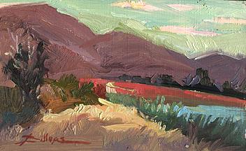 Impressionism Painting - Day by Billups Fine Art