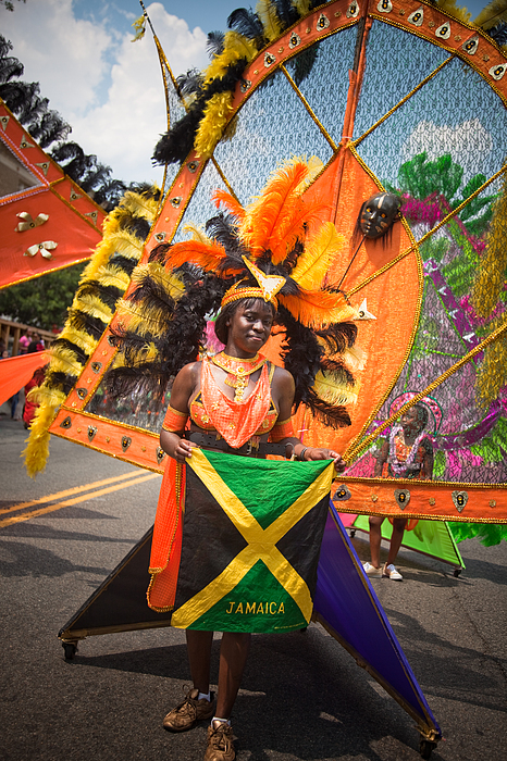 Festival Photograph - Dc Caribbean Carnival No 13 by Irene Abdou
