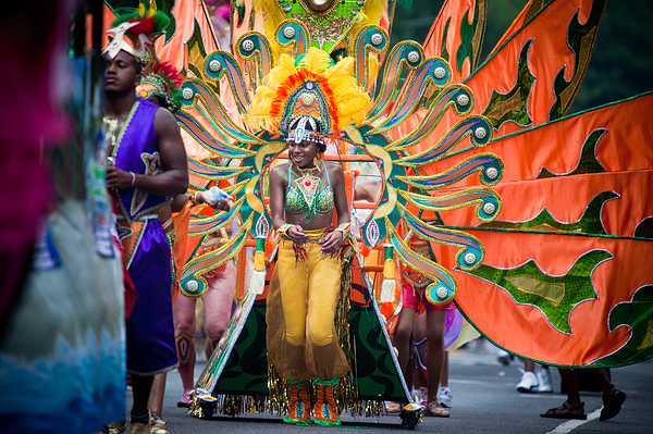 Festival Photograph - Dc Caribbean Carnival No 15 by Irene Abdou