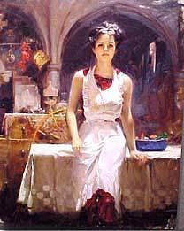 Pino Painting - Deborah Revisited by Pino Daeni