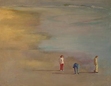 December In California Painting by Irena  Jablonski