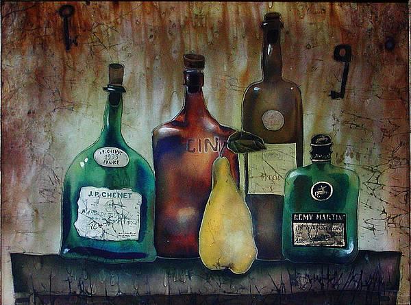 Impressionism Painting - decorator 2 by Sjuzeva Natalja