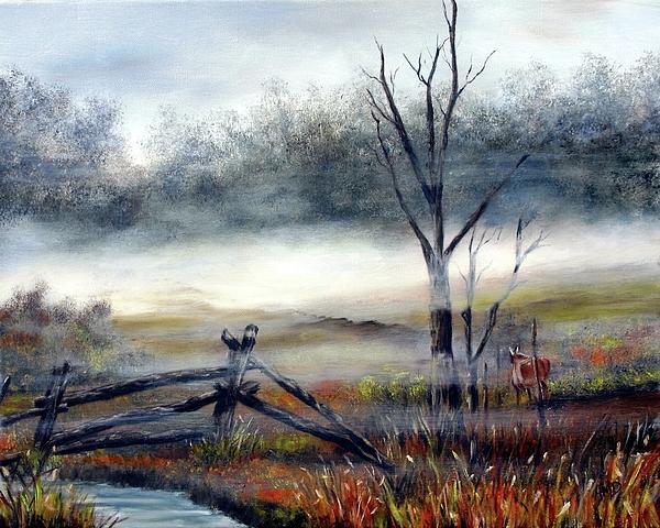 Anna-Maria Dickinson - Deer In The Mist