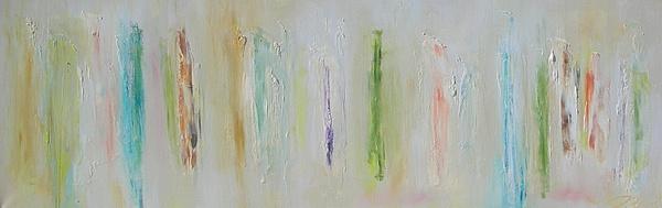 Deja Vu Painting by Patrice Brunet