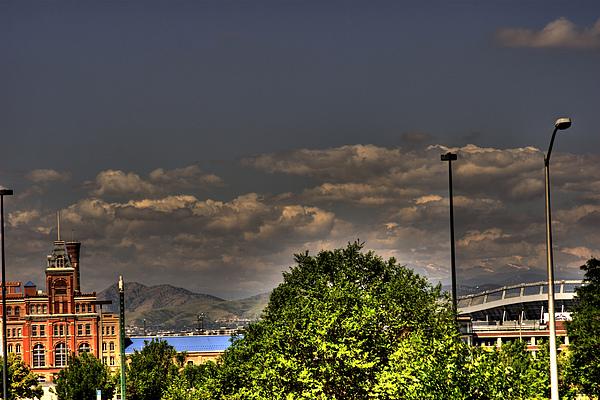 Denver Photograph - Denver by Laurie Prentice