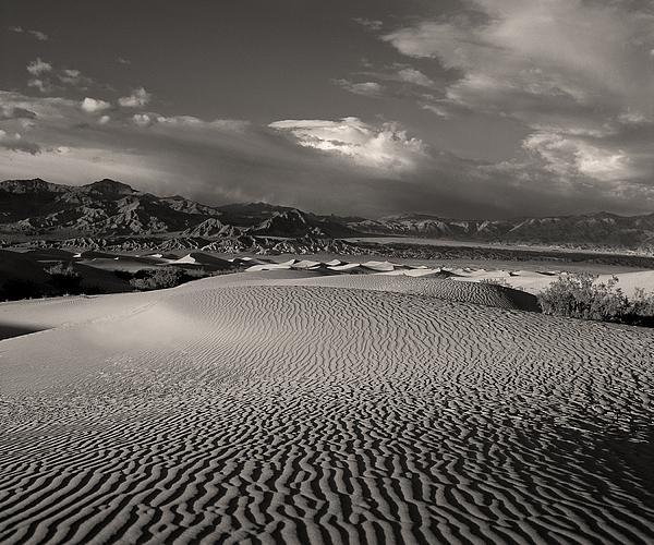 Desert Photograph - Desert Dunes by Gary Cloud