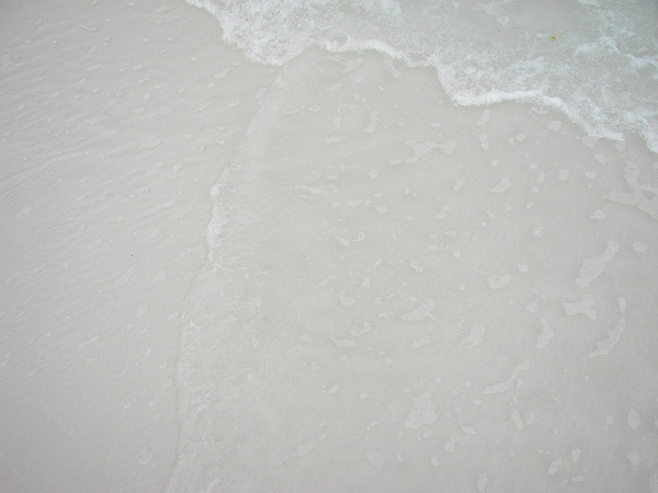 Sand Photograph - Destin by Christie Arms