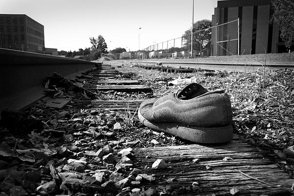 Shoe Photograph - Destiny by Kevin Brett