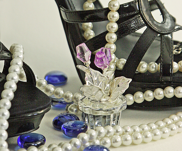 Highheels Photograph - Details by Jim Justinick