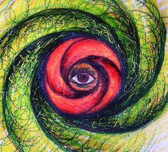 Sanat Painting - Devinme2 by Oguzhan  Coruh