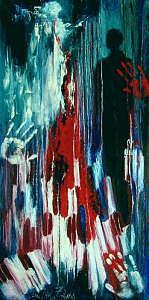 Expressionism Painting - Divine Piano by Lyuba Zahova