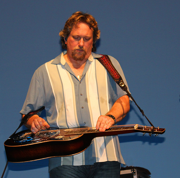Jerry Douglas Photograph - Dobro King by Wild Expressions Photography