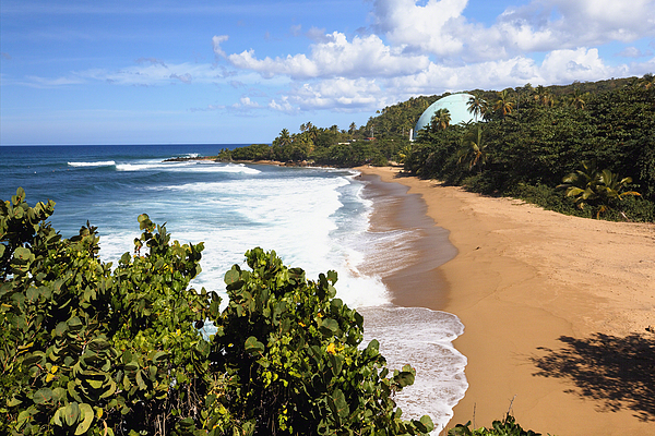 Architecture Photograph - Domes Beach Rincon Puerto Rico by George Oze