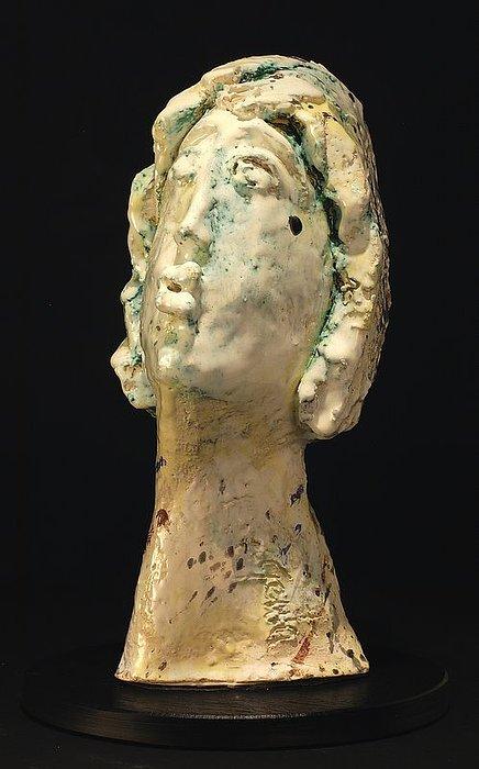 Dorotea Sculpture by Gian Genta