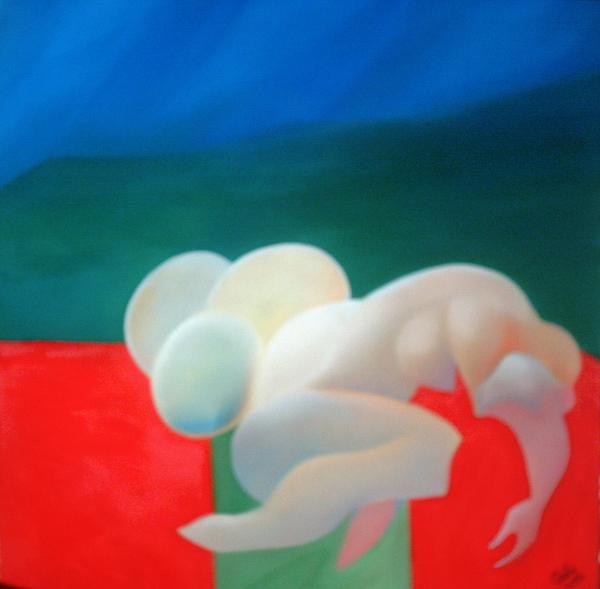 Dream Painting by Joseph Cadiz