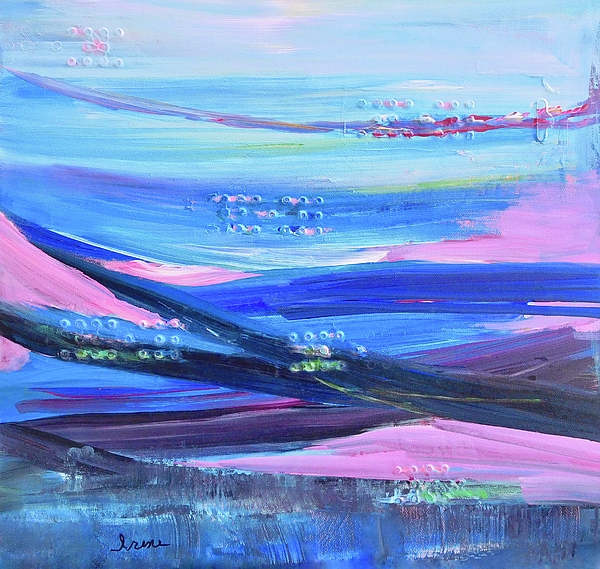 Dreamscape Painting - Dreamscape by Irene Hurdle