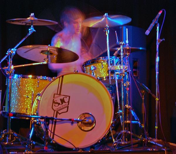 Drum Photograph - Drummer Boy by Joy Bradley