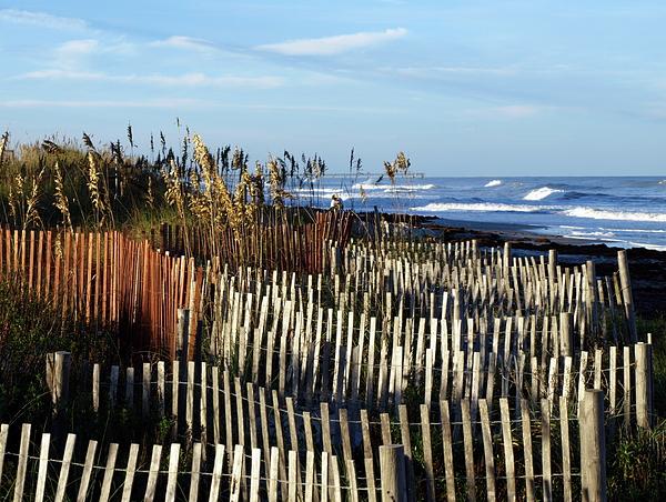 Landscape Photograph - Dunes by Valeria Donaldson